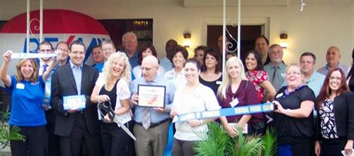 Ribbon Cutting January 2013