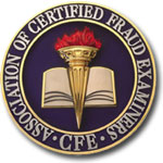 Certified by the ACFE for Fraud Investigations