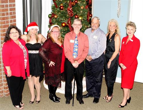 Ambassador Team from Holiday Party 2013