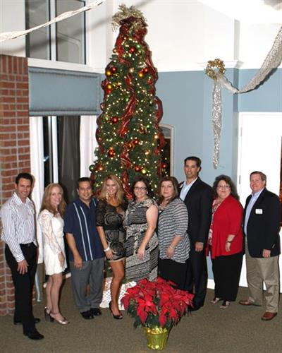 2013-2014 Board of Directors from Holiday Party 2013