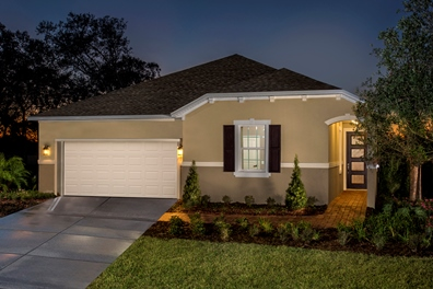 The Woodlands Model - Plan 2293 Exterior