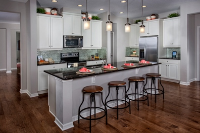 The Woodlands Model - Plan 2293 Kitchen