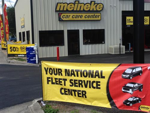 Fleet Services Provided