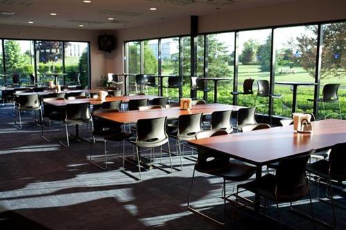 Metalmaster Roofmaster Cafeteria/Training Area