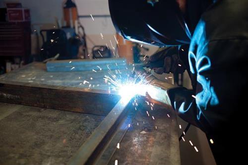 Metalmaster Roofmaster Welding Department