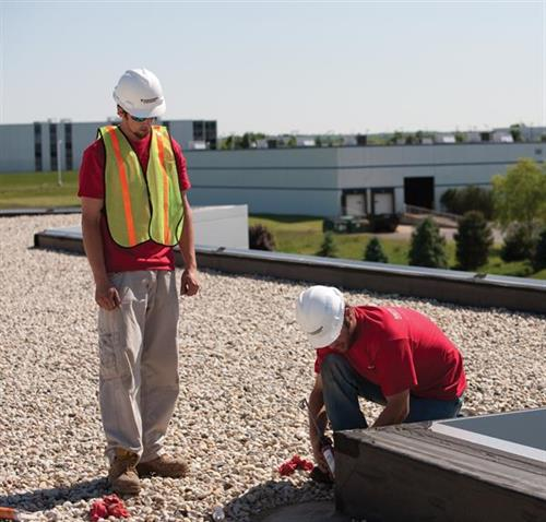 Metalmaster Roofmaster Safety