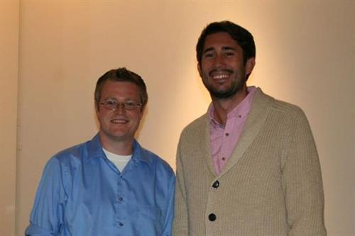 Mark and Bennett
