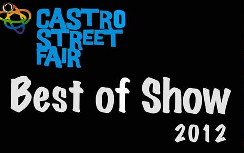 Sullivan Botello Events awarded the best of show in Castro Street Fair 2012