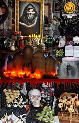 Halloween Theme Party By The Best Event and Wedding Planner of the Bay Area, Sullivan and Botello Events LLC