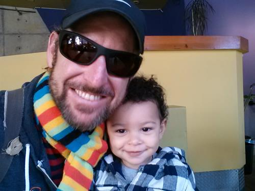 Steve and Son (#3) Silas Orion
