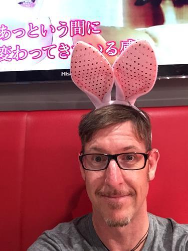 Playboy Bunny Steve