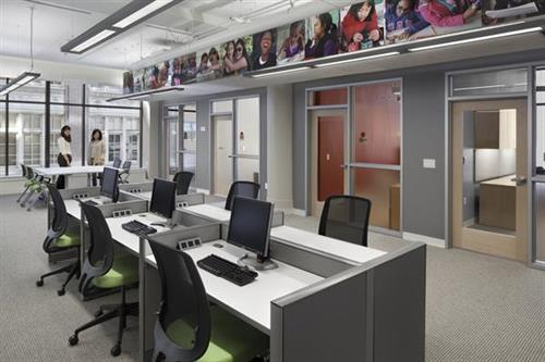 Designing High Quality Workplaces: Offices at the Simpson Center for Girls