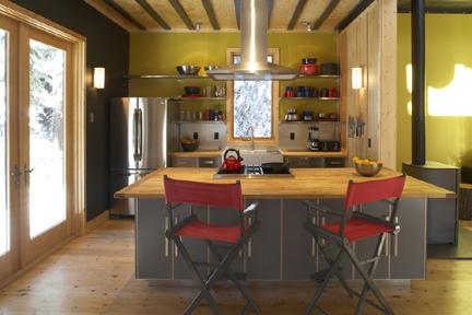Custom Single Family House: Lodgepole Pine House