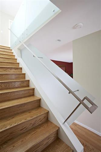 Modern Stair in Glen Park