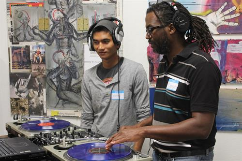 DJ Lessons and Artist Development