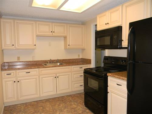 2 Bed 1 Bath Kitchen