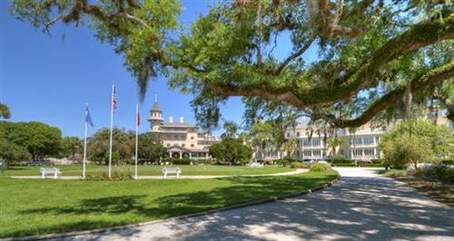 Commercial Maintenance Property, Jekyll Island Club