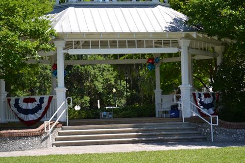 Pavillion at St. Marys Waterfront Park