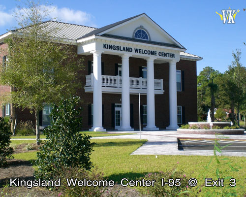 Kingsland Welcome Center Interstate 95 @ Exit 3