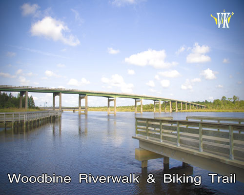 Woodbine Riverwalk - Camden County Georgia