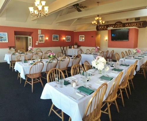Host an event in our Upstairs Function Room