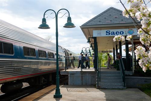 Saco Station