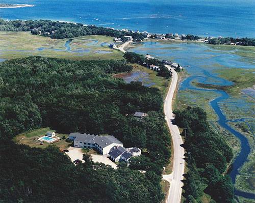 Ten private acres near Goose Rocks Beach