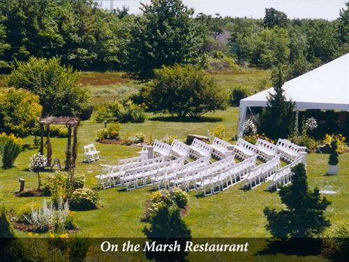 Outdoor Ceremonies ever so popular