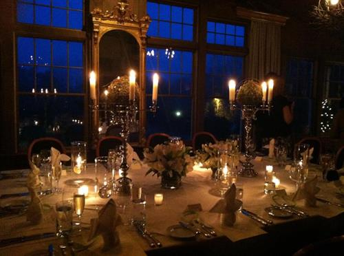 Elegant Event Dining