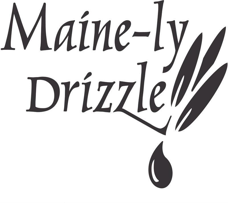 Maine-ly Drizzle