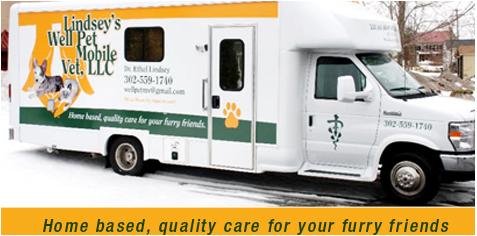 Lindey's Well Pet Mobile Vet, LLC