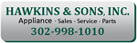 Hawkins and Sons Appliances