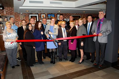 New Castle County Chamber of Commerce - NCCCC.com Ribbon Cutting to new member.