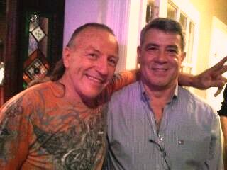 Remember Grand Funk Railroad?  Mark Farner is a little guy ... Generous and Skilled.