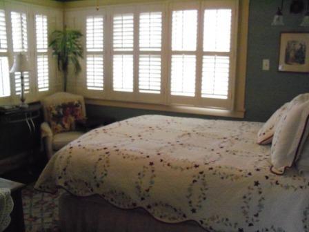 Garden Room, Queen Room