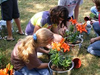 4-H Project Days Activity