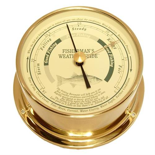 'Downeaster' Fishing Barometer
