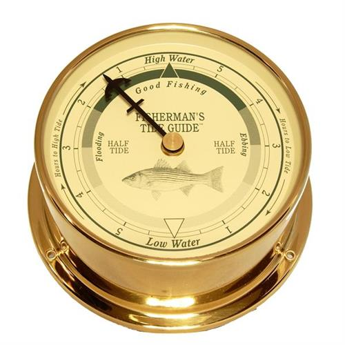 'Downeaster' Fishing Tide Clock