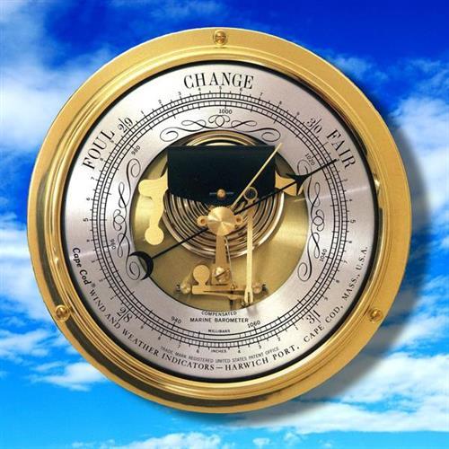 'Cape Cod' Marine Barometer