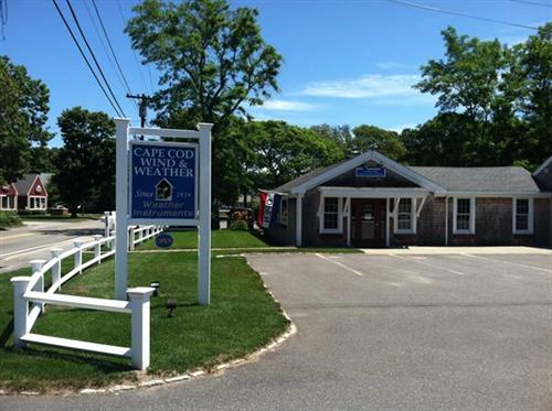 Showroom location on Route 28 in West Harwich