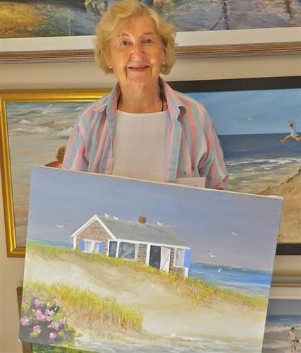 Vivien Oswell