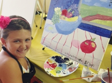 CHILDREN! and AfterSchool MakeARt 4PM - 6PM $35