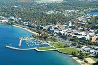 Traverse City Open Space & Marina Fall