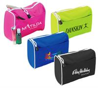 custom imprinted cosmetic bags