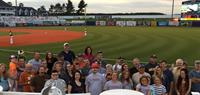 Strata Design Company Outing to Beach Bums game