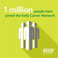 Over one million have joined - have you?   Visit: http://kellyservic.es/YB37