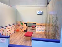 The Hatchery is a special area for little ones aged 2 and under with their caregivers.