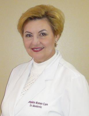 Our founder, Dr. Miriam Mackovic.