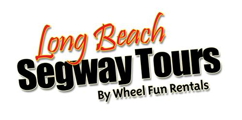 Long Beach Segway Tours by Wheel Fun Rentals Logo