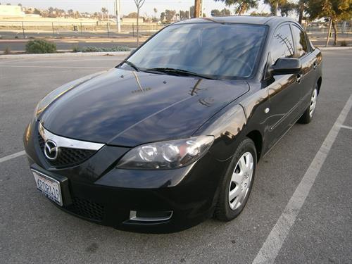 2009 Mazda 3 Black